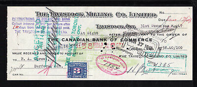 1947 The Tavistock Milling Co. - Tavistock, Ontario