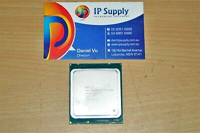Intel Xeon E5-2690 V2 3GHz Turbo 3.6Ghz 8GT/s 10 Core 25MB SR1A5 CPU Processor