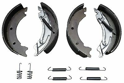 GENUINE Knott Brake Shoe Set 200 x 50 (520066.004) - MP1792B IVOR WILLIAMS