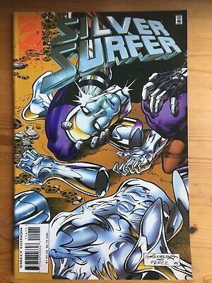 Silver Surfer 114 - The Watcher, George Perez, Marvel