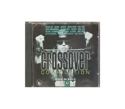 Digital Boy - Crossover Compilation - Digital Boy CD GCVG The Cheap Fast Free