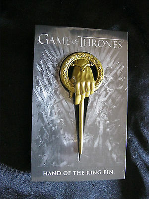 Game Of Thrones Pin   Hand Of The King