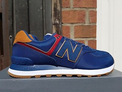wholesale dealer 341c0 1ae9e NEW IN THE Box New Balance Ml574Bph Blue With Brown Sugar For Men