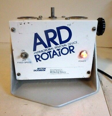 ARD Antimicrobial Removal Device ROTATOR Model 4361600