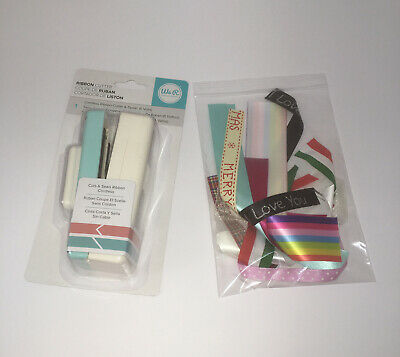 We R Memory Keepers Ribbon hot Wire Cutter - cuts & Seals Most Ribbon up to 75mm