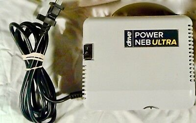 Power Nebulizer Ultra Compact Compressor Model 18080 Adult/child. Pre-Owned Vg!