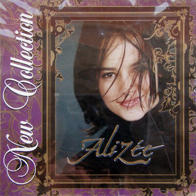 CD  - ALIZEE -  NEW COLLECTION  - THE BEST  -  brand new & sealed