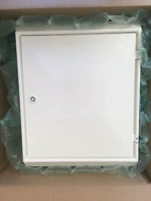 Electricity meter box surface mark 2