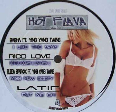 "Various - Hot Flava Vol. 06 Vinyl 12"" 0715259"