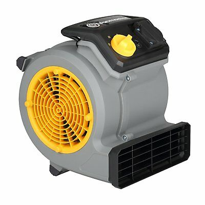 Vacmaster Air Mover Floor Carpet Wall Dryer - AM1502