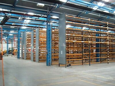 Link 51 Pallet Racking/ Shelving--Dexion Speedlock Racking--Redirack For sale