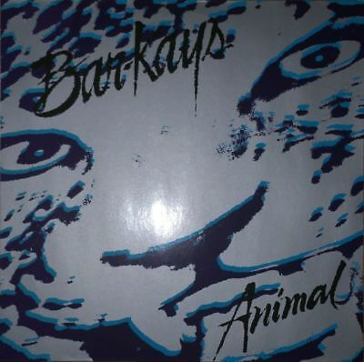 Bar-Kays - Animal, Mercury 836774-1, Vinyl-LP, orig. 1989, VG