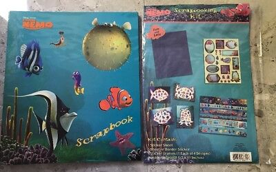 Classic Disney Pixar Memo Scrapbook Album And Scrapbooking Kit Birthday Gift