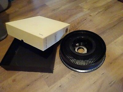 Kodak Carousel slide Tray for projector in box holds 80 slides Clean Used
