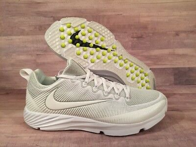 757996463d Nike Vapor Speed Turf LAX Football Trainer Shoes 833408-110 Men's SZ 12 NEW