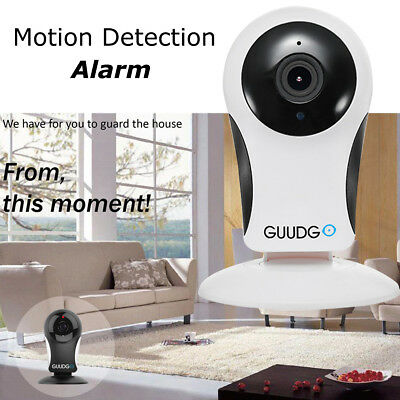 960P Wifi IP Camera Night Vision Home Security Cam  Two-way Audio Baby Monitor
