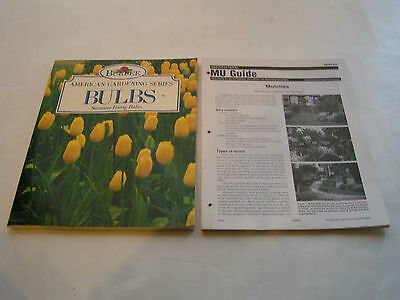 Burpee Bulbs Suzanne F. Bales (1992) and Mizzou Guides