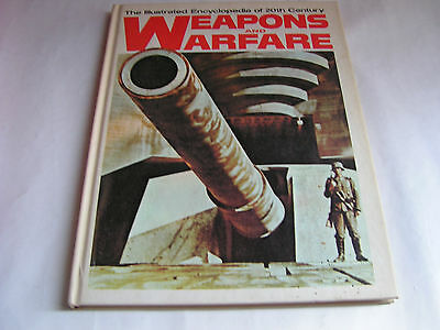 1977 The Illustrated Encyclopedia Of 20Th Century Weapons And Warfare Volume 2