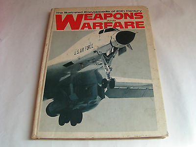 1977 The Illustrated Encyclopedia Of 20Th Century Weapons And Warfare Volume 3