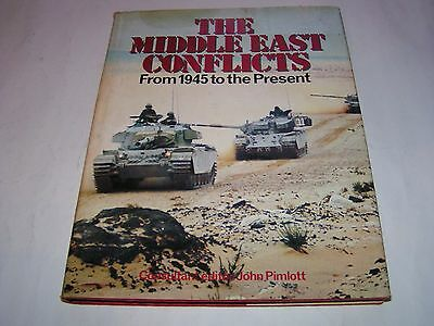 The Middle East Conflicts: From 1945 to the Present by John Pimlott (1983,...