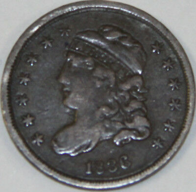 1836 Capped Bust Half Dime [SN01]