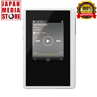 Pioneer XDP-20 XDP20W WHITE -  Digital Audio Player Private High Resolution