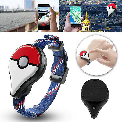 Bluetooth Pokemon Go Plus Wristband Bracelet Watch Game Accessory for Nintendo