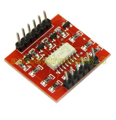 TLP281 4-Channel Opto-isolator IC Module Arduino High &Low level Expansion Board