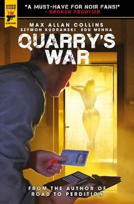 Quarry's War by Max Allan Collins 9781785851186 (Paperback, 2018)