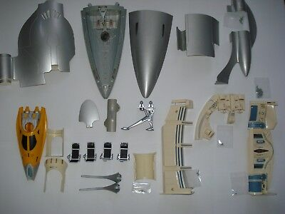 Star Wars Episode 1 Naboo Royal Starship Parts Accessories Vehicles 1999