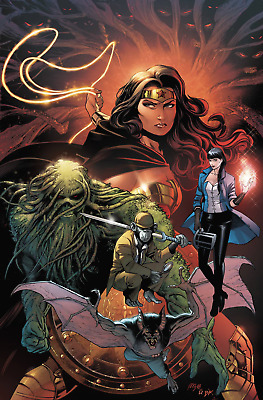 Justice League Dark #1 Variant Set Of 2 Covers 25% Off