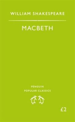 Penguin popular classics: Macbeth by William Shakespeare (Paperback)