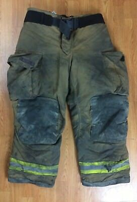 Globe Gxtreme Firefighter Bunker Turnout Pants 38 x 30  2008