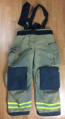 Globe Gxtreme Firefighter Bunker Turnout Pants 38 x 30  2010