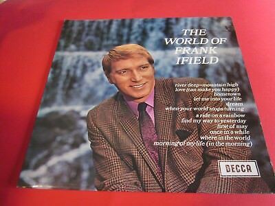 LP : Frank Ifield The World Of Frank Ifield   1969  Decca