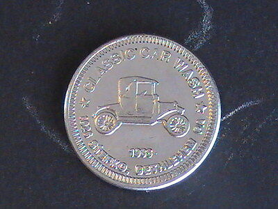 TOKEN 1986 Token Classic Car Wash Bethlehem
