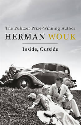 Inside, Outside by Herman Wouk (Paperback) New Book