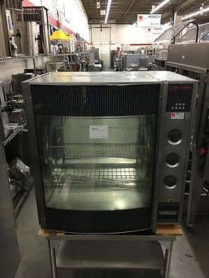 Hobart HR7 - Countertop Electric Chicken Rotisserie Oven - Holds 35 - Refurb.