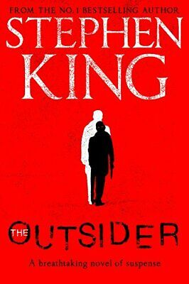The Outsider by King, Stephen Book The Cheap Fast Free Post