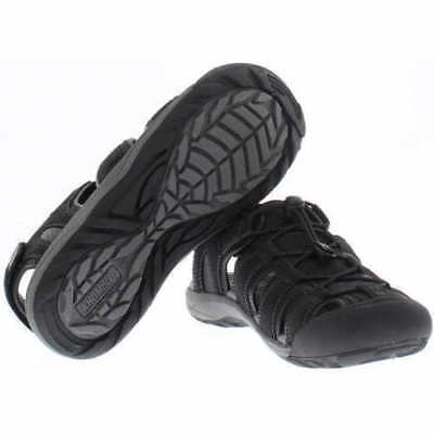 NEW Khombu Men's Travis Active Sandal Black Pick A Size