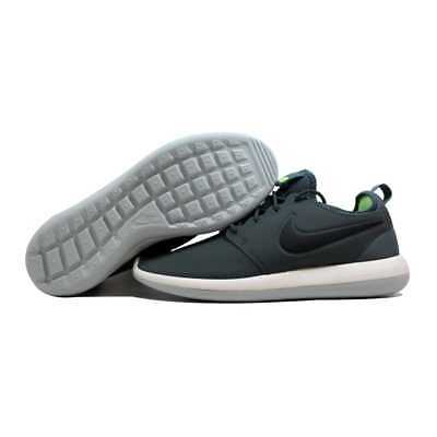 official photos df96a bf93c Nike Roshe Two 2 SE Hasta/Anthracite-Ghost Green 859543-300 Men's SZ 10
