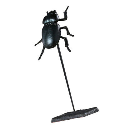 Resin Modern Insect Figurine Statue Abstract Art Sculpture for Home Decor M