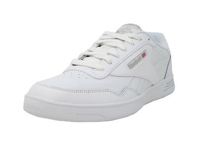 REEBOK Club Memt Wide 4E White MemoryTech Classic Lace Up Sneakers Men Shoes 50ccfaf88