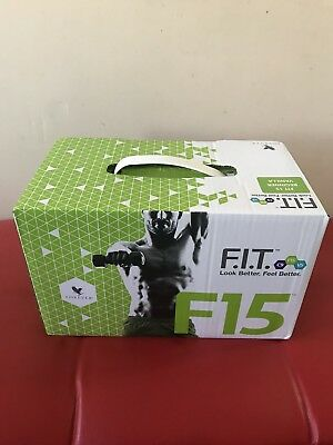 FOREVER LIVING F15 Beginner,Intermediate,Advanced Chocolate Fl.Nextday Delivery