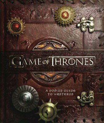 Game of Thrones: A Pop-up Guide to Westeros by Reinhart, Matthew Book The Cheap