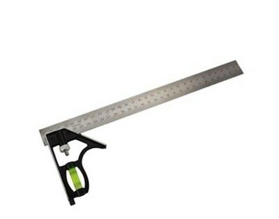 Square Protractor Adjustable Ruler New  Engineers Combination Tools