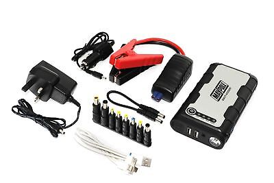 new mp7430 Maypole 400A Lithium Ion Portable USB Charger Jump Starter Power Bank