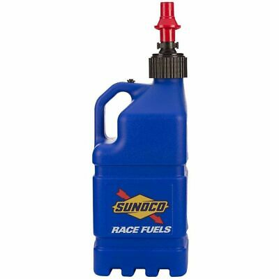 Sunoco 20 Litre Fuel / Petrol Jug / Can / Dump Churn With Auto Fill Neck Blue