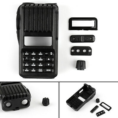 Replacement Front Outer Case Housing Cover Shell For ICOM IC-V80E Radio AU