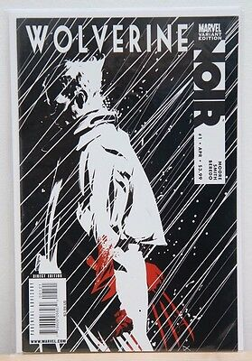 Wolverine Noir Issue 1 Variant by Dennis Calero Marvel Comics 'Direct Edition'